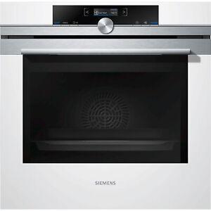 Siemens HB634GBW1 iQ700, Backofen, weiß