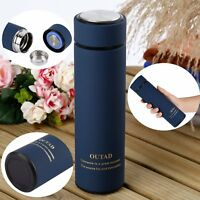 OUTAD Vacuum Insulated, Double Walled Stainless Steel Water Bottle BPA Free AD