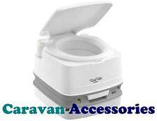 Thetford Porta Potti 345 Qube Portable Caravan Camping Chemical Toilet