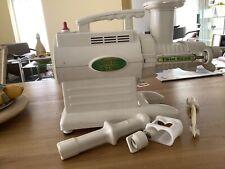 Green Star GS-1000 Twin Gear Saftpresse Juice Extractor Entsafter Profigerät