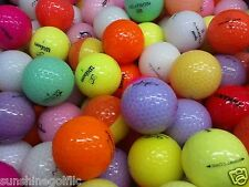 50 AAA Assorted Lady Crystal Mix Used Golf Balls (3A)  ~ FREE SHIPPING!!