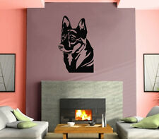 Wall Sticker Vinyl Decal Animals Dog Pets z565