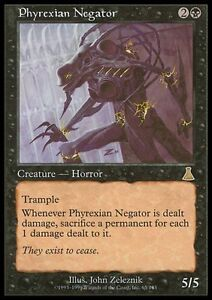 ELIMINATORE DI PHYREXIA - PHYREXIAN NEGATOR Magic UDS Mint