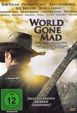 DVD NEU/OVP - World Gone Mad - Bob Dylan, Penelope Cruz & John Goodman