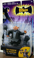 "THE BATMAN Animated Series Collection_THE PENGUIN 4 "" action figure_New_Unopened"