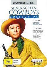 Silver Screen Cowboys Collection (DVD, 2011, 6-Disc Set)