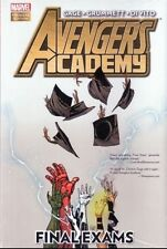 Avengers Academy: Final Exams by Christos Gage & Tom Grummett 2013 HC Marvel