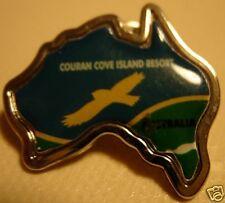 Couran Cove Island Resort Hat Lapel Pin Hp5854