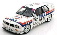 BMW M3 E30 DTM 1992 Fina J. Cecotto scale 1:18 Minichamps NEW in Box !!