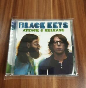 The Black Keys - Attack & Release (2008) Album Musik CD *** Wie Neu ***