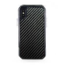Proporta Flex Switch Case for iPhone X / XS - Carbon Fibre Shock Proof Case