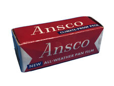 ANSCO 120 All-Weather Pan Film Panchromatic Climate-Proof - Exp 1959 ~ SEALED