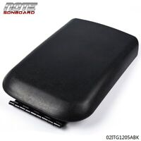For 05-09 Ford Mustang Black Center Console Armrest Lid Cover 5R3Z6306024AAC