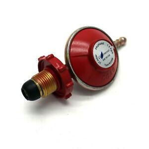 HAND-WHEEL PROPANE GAS REGULATOR  37mbar 1.5kgh FITS CALOR & FLOGAS