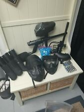 Paintball bundle. Spyder Aggressor and Trippman Gryphon, includes accessories