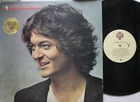 Country Promo Lp Rodney Crowell Self-Titled On Wb