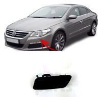 FOR VW PASSAT CC 2008 - 2012 FRONT HEADLIGHT WASHER COVER CAP FOR PAINTING LEFT