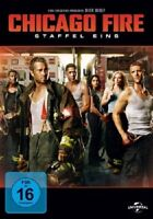 TAYLOR KINNEY,LAUREN GERMAN JESSE SPENCER - CHICAGO FIRE-STAFFEL 1 - 6 DVD NEU