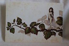 Myths legends goblins fairies La Fees des ronces  Korrigan  mythes carte postal