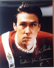 Star Trek Autograph Alan Ruck as Capt Harrison 8 x 10 Photo- Free S&H(Lhau-653)