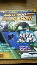 Nintendo Power Video Game Magazine Star Wars Rogue Free Battletanx poster