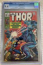 1970 Marvel Thor #170 CGC 9.4