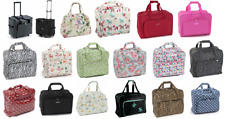 Hobby Gift Sewing Machine Bags Carry Case  & Trollies:All Colour Range Available
