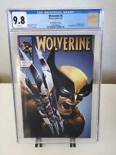 Wolverine #8 Clayton Crain Trade Variant CGC 9.8 Incredible Hulk 340 Homage