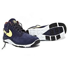 Nike Stussy Lunar Braata Mid OMS 8 Navy Yellow Limited Koston Supreme SB Trail