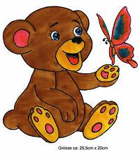 Bild Window Color Fensterbild WiCo Teddybär (091) Geschenkidee Aufkleber