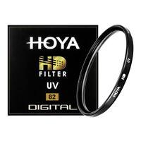 HOYA FILTRE HD UV 82MM - PROTECTION OBJECTIVE - NEUF - ORIGINAL HOYA! NO CHINE!