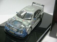 WOW EXTREMELY RARE Mercedes DTM 2000 CLK400 Tiemann 1:43 Auto Art-Minichamps