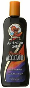 Australian Gold BRONZE ACCELERATOR Tanning Lotion - 8.5 oz.