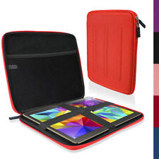 Red EVA Hard Carry Cover for Samsung Galaxy Tab S 10.5 SM-T800 805 Sleeve Case