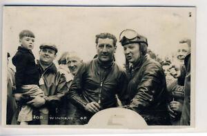 Race winners, Isle of Man TT, 1955, Rp