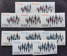 **********   5 X  Irland CEPT 1972  Michel-Nr. 276/7   ----postfrisch