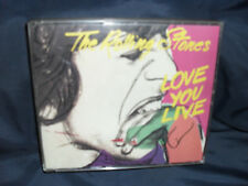 The Rolling Stones – Love You Live -2CD-Box