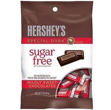 Hershey's Sugar Free Special Dark Chocolate