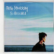 (ER123) Pete Murray, So Beautiful - 2003 DJ CD