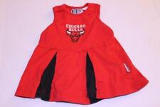 Infant/Baby Girls Chicago Bulls 12 Months Vintage Cheerleader Cheer Outfit Dress
