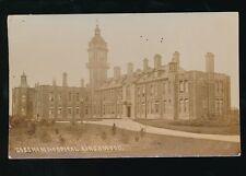Gloucestershire Glos KINGSWOOD Cossham Hospital 1910 RP PPC
