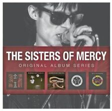 Sisters Of Mercy - Original Album Series: a Slig Nuovo CD