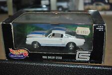 HOT WHEELS 1/43 1966 Shelby GT350 Diecast Car