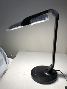 TaoTronics TTDL13 12W Table Lamp - Black- Brand New Item In An UgBox!