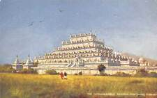 Mandalay, Burma - Myanmar ~ Incomparable Pagoda, Tuck Pub ~ c. 1904-14