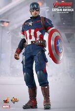 Hot Toys 1/6 MMS281 Avengers Age of Ultron Captain America MIB