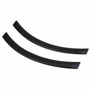 2x Universal Car Wheel Arch Trim Fender Flare Wheel Eyebrow Protector Sticker