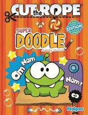 Cut the Rope Super Doodle Activity Annual 2013