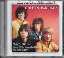 GOLDEN EARRINGS - The Star Collection CD Album 16TR (UNIVERSAL) 2000 Holland