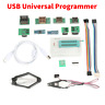 TL866 II Plus USB Minipro Programmer 10x Adapter EEPROM FLASH 8051 AVR PIC SPI